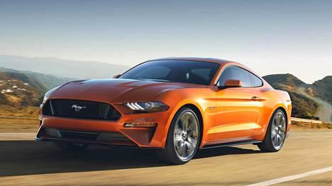Ford on myynyt lähes 30 000 Mustangia Euroopassa ikonisen poniauton tultua alueella ensi kertaa myyntiin yli 50 vuoteen vuonna 2015.