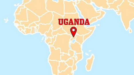 Suomalainen liikemies kuoli Ugandan Kampalassa maanantaina.