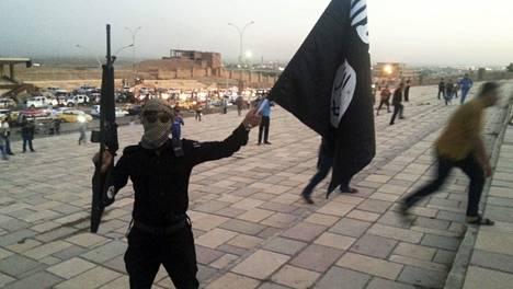 Isis kylvää kauhua etenkin Irakin ja Syyrian alueella.