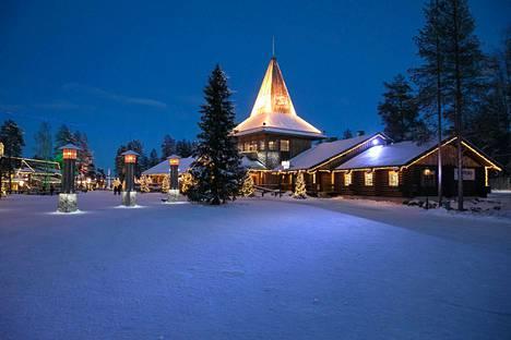 Maaginen joulumaa on vain yksi Rovaniemen talviherkuista.