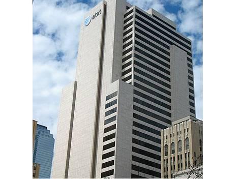 AT&T:n pääkonttori Dallasissa