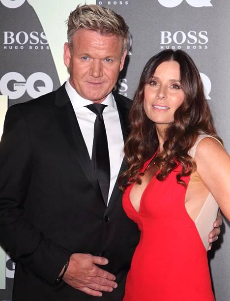 Gordon Ramsay ja Tana Ramsay avioituivat vuonna 1996. Heillä on viisi lasta.
