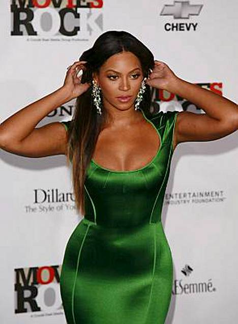 Beyoncé haluaa legendaksi.