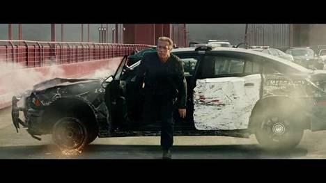 Terminator Genisys -elokuvan toinen traileri