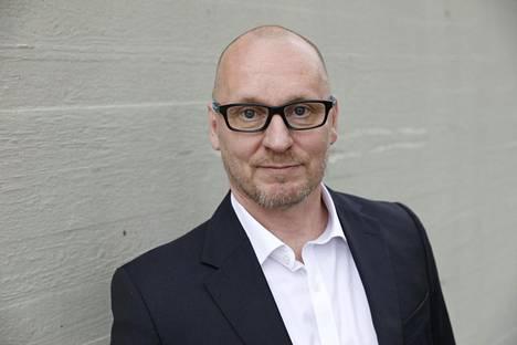 Kehonkielen asiantuntija Sami Sallinen.