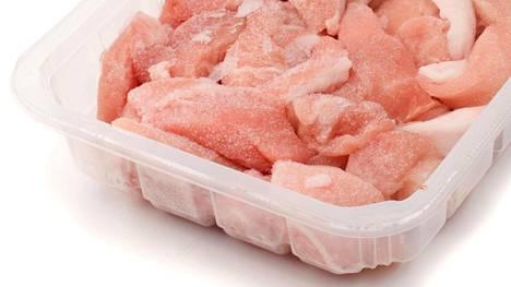 Mitä rasvaisempi tuote, sen lyhyempi on sen säilyvyys pakastimessa.