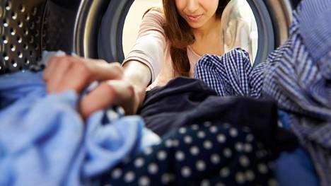 Asiantuntija kertoo ohjeesta, jonka avulla tiedät, oletko täyttänyt pyykinpesukoneen oikein.
