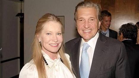 Lisa Niemi ja Albert DePrisco ovat naimisissa.