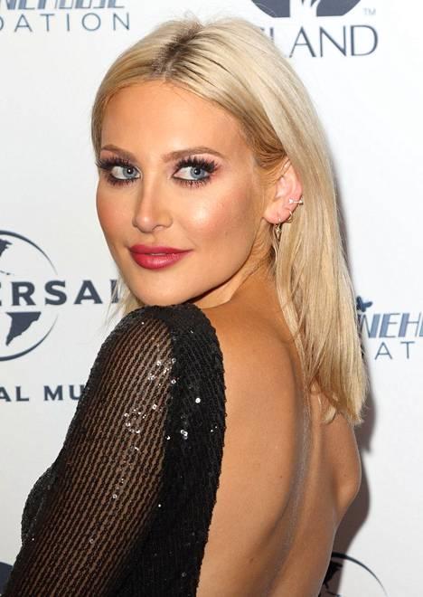 Stephanie Pratt vuonna 2017.