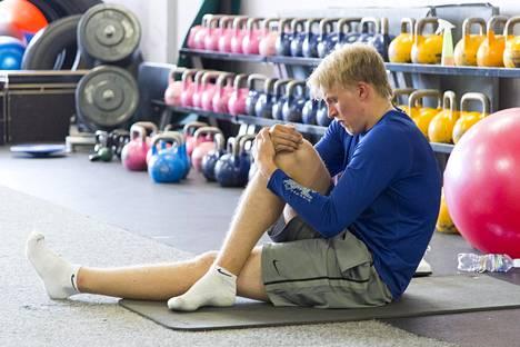 Harjoittelu ei ole pelkkää painojen nostoa.
