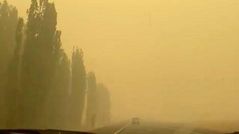 Savuun verhoutuneet kaupungit ovat olleet viime kuukausina tuttu näky Australiassa.
