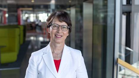 Kristillisdemokraattien puheenjohtaja Sari Essayah