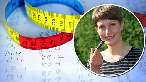 Essi Sairanen päättelee laihduttamisen tulosten olevan pysyvämpiä, kun kyse on arvoihin perustuvasta elämäntapamuutoksesta.