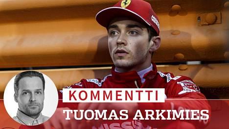 Ferrari laskee valtavasti 22-vuotiaan Charles Leclercin varaan.