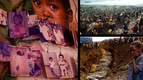 Ruandan kansanmurhasta on 25 vuotta.