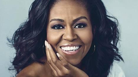 Michelle Obama vastasi, kun Ellen DeGeneres soitti.
