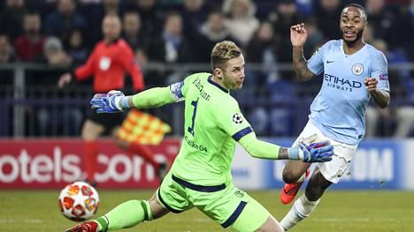 Manchester Cityn hurja loppu purki Schalken jymypaukun
