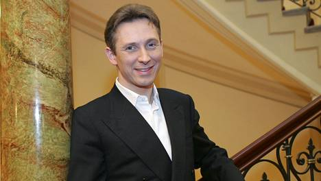 Helmut Lotti Suomessa vuonna 2005.