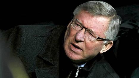 Alex Ferguson on tyytyväinen Ed Woodwardin valintaan.