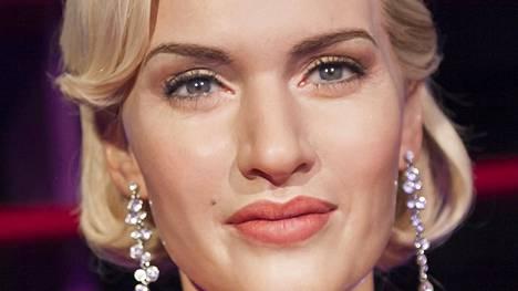 Brittinäyttelijä Kate Winsletistä tehty vahanukke näyttää häkellyttävän aidolta.