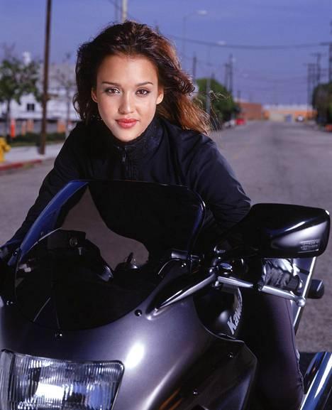 Jessica Alba Dark Angel -sarjassa.