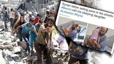 Syyriasta on reilun neljän vuoden aikana paennut yli neljä miljoonaa ihmistä. Heistä suurin osa, sellaiset kuten Abdul Halim Attar ja hänen tyttärensä, ovat hakeneet turvaa naapurimaista Libanonista, Jordaniasta ja Turkista.
