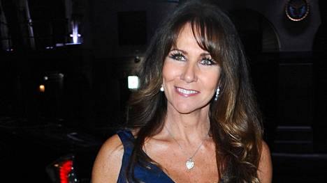 Linda Lusardi Lontoossa syyskuussa 2018.