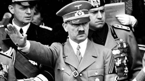 Historiantutkijoiden mukaan Adolf Hitlerin etumus ei ollut kuin roomalaisesta veistoksesta.