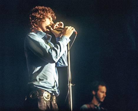 Jim Morrison syntyi Floridassa ja kuoli Ranskassa.