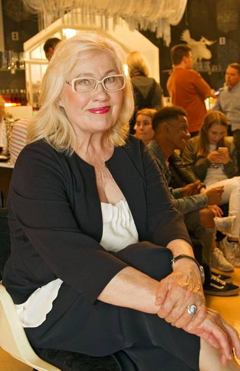 Maija-Liisa Peuhu on näytellyt Ulla Taalasmaata sarjan alusta asti.