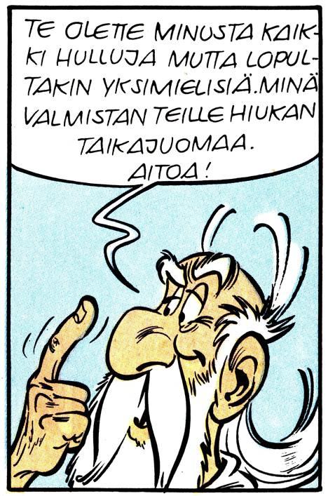 Ehkä tulevaisuudessa joskus koittaa sellainen hetki, kun joku voi Suomessakin huokaista helpotuksesta.