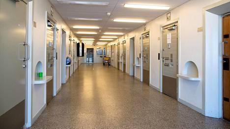 Kuva Riihimäen vankilasta.
