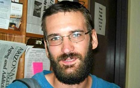 Eric Toth FBI:n julkaisemassa kuvassa vuonna 2008.