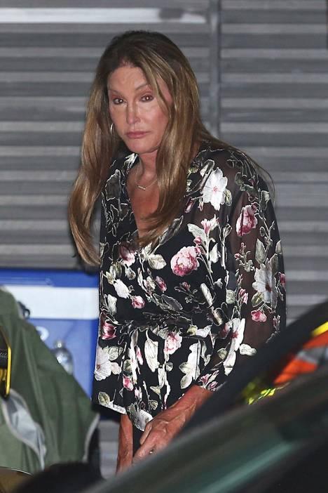 Caitlyn Jenner kohahdutti korjattuaan sukupuolensa.