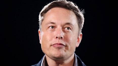 Elon Musk on maailman rikkain ihminen.