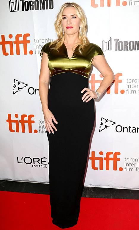 Kate Winslet kuvattuna syyskuussa.