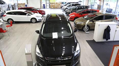 Autoveron alennus ei ole laskenut verotuloja.
