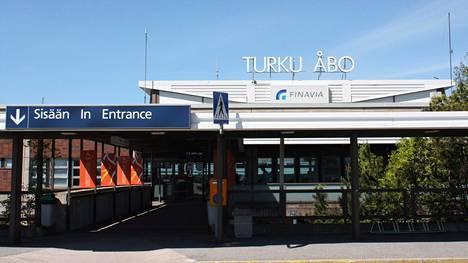 Turun kaupungin mukaan Turun lentoasemalle saapuu lentoja sellaisista maista, joissa koronatilanne on huono tai menossa huonompaan suuntaan.