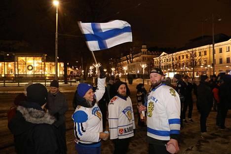 Nuoret Leijonat pelasivat itsensä suomalaisten sydämiin.