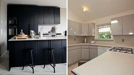 Suomalaiset kertovat mielipiteensä: kumpi on parempi, avokeittiö vai erillinen keittiö?