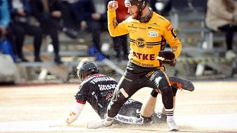 KPL:n Iiro Nokkala on näyttänyt luonteensa syksyn pudotuspeleissä.