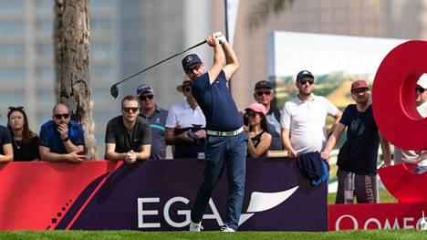 Korhonen jätti golfin maailmanlistan ykkösen taakseen Saudi-Arabiassa