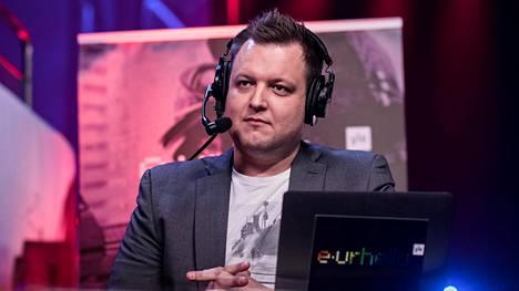 Leppänen pelasi CS:ää kilpailullisesti yli 15 vuotta.
