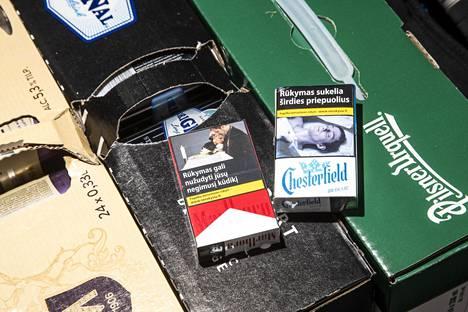 Liettuassa tupakka maksaa vähemmän kuin sen pohjoisissa naapureissa.