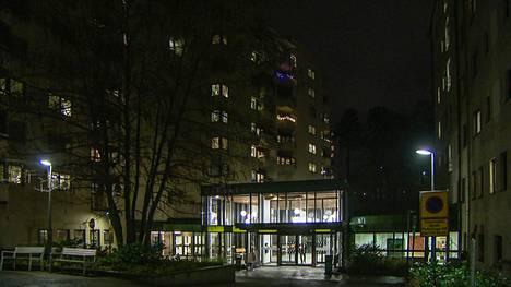 Homoseksuaalien seniorikoti sijaitsee lähellä Tukholman keskustaa.