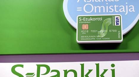 S-ryhmä maksoi bonusta ja muita etuja asiakasomistajilleen keskimäärin 160 euroa viime vuonna.