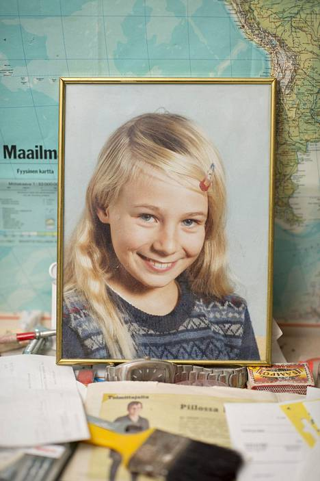 Piia Ristikankare katosi 7. lokakuuta 1988.