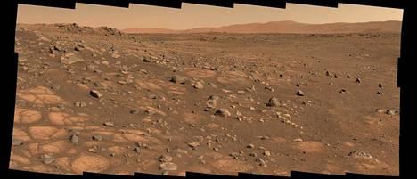 8. heinäkuuta otettu kuva Marsista.
