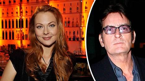 Anna Easteden näytteli Charlie Sheenin kanssa Miehen puolikkaat -komediasarjan jaksossa, jonka ensiesitys Yhdysvalloissa oli tammikuussa 2011.