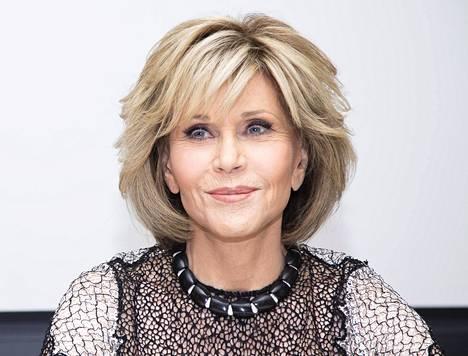 Jane Fonda nyt, 80-vuotiaana.